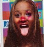 Ciara-tongue