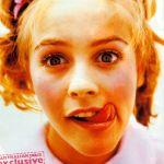 Alicia Silverstone Tongue